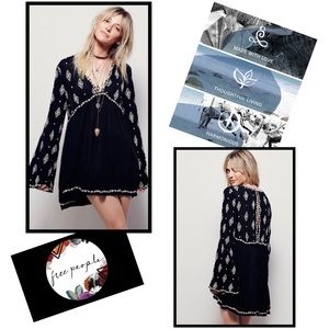 Plus Size Free People Tunic or Dress Fits 18/20